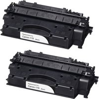2 Pack - Compatible Canon 119 Toner Cartridge, Black (3480B001AA)