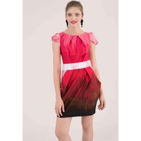 Red Chelsea Tulip Dress