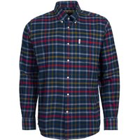 Barbour Hadlo Shirt Navy Medium