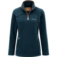 Schoffel Tilton Ladies 1/4 Zip Fleece Kingfisher 14