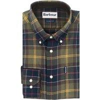Barbour Tartan 4 Tailored Shirt Classic Tartan Small