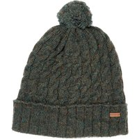 Dubarry Athboy Bobble Hat Olive Small