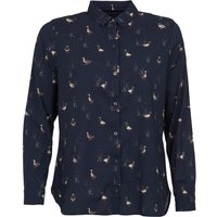 Barbour Brecon Shirt Navy 16
