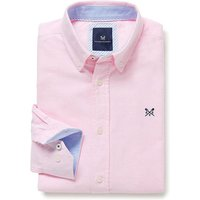 Crew Clothing Classic Oxford Shirt Classic Pink Small