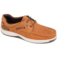 Dubarry Navigator Deck Shoes Chestnut 10.5 (EU45)