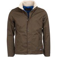 Barbour Scout Jacket Dark Olive XL
