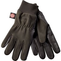 Harkila Pro Shooter Gloves Shadow Brown Small