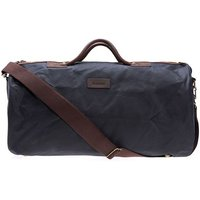 Barbour Unisex Wax Holdall Navy One