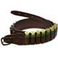 Bisley Basic Cartridge Belt Brown 12 Gauge