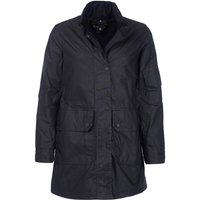 Barbour Womens Ridley Scott Reel Wax Jacket  Black 18