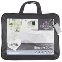 The Fine Bedding Company Breathe Duvet  Single