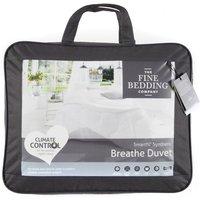 The Fine Bedding Company Breathe Duvet  Single