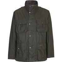 Barbour Mens Corbridge Wax Jacket Olive Large