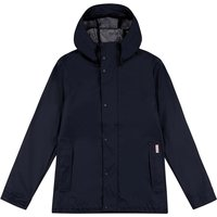 Hunter Mens Original Rubberised Bomber Navy Small