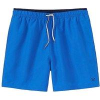 Crew Clothing Seapoint Swim Shorts Bright Blue XXL