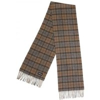 Barbour Tartan Lambswool Scarf Winter Dress Tartan