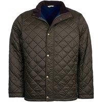 Barbour Hawkshead Quilt Olive XL