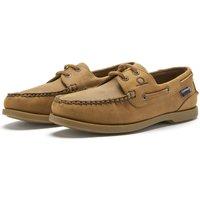 Chatham Deck G2 Ladies Boat Shoes Walnut 4 (EU37)
