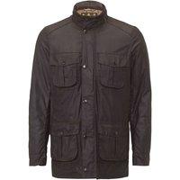 Barbour Mens Corbridge Wax Jacket Rustic Large
