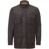 Barbour Mens Corbridge Wax Jacket Rustic Small