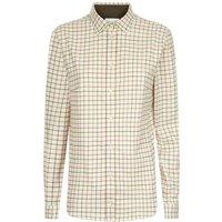 Le Chameau Stanway Shirt Cream Check 10