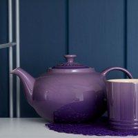 Le Creuset Stoneware Classic Teapot Ultra Violet