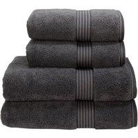 Christy Supreme Hygro Towels Graphite Bath Sheet