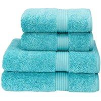 Christy Supreme Hygro Towels Lagoon Hand