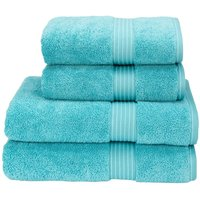 Christy Supreme Hygro Towels Lagoon Face