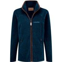 Schoffel Burley Ladies Fleece Jacket Kingfisher 8