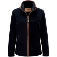 Schoffel Burley Ladies Fleece Jacket Navy 10