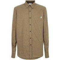 Le Chameau Swinbrook Shirt Beige Check 18