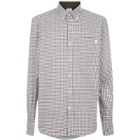 Le Chameau Swinbrook Shirt Navy Check 17