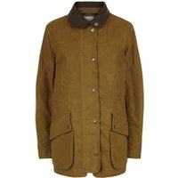 Le Chameau Womens Country Jacket Mustard 10