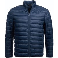 Barbour Penton Quilted Jacket Navy Small