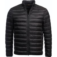 Barbour Mens Penton Quilted Jacket Black Small