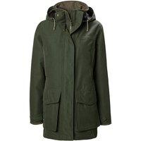 Musto Ladies Whisper Highland GTX Primaloft Jacket Dark Green 14
