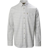 Musto Classic Button Down Shirt 2019 Oban Green Large