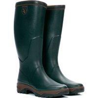 Aigle Parcours 2 Wellington Boots Bronze Green 9 (EU43)