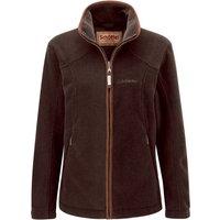 Schoffel Burley Ladies Fleece Jacket Mocha 16