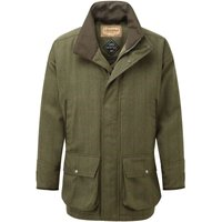Schoffel Ptarmigan Tweed Coat Sandringham Tweed 42