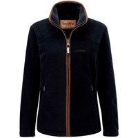 Schoffel Womens Burley Fleece Jacket Navy 14