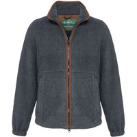 Alan Paine Womens Aylsham Fleece Jacket Navy 8