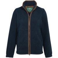 Alan Paine Womens Aylsham Fleece Jacket Dark Navy 16