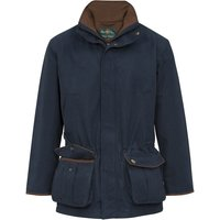 Alan Paine Mens Berwick Waterproof Coat Dark Navy Small