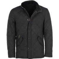 Barbour Mens Powell Quilted Jacket Black XL