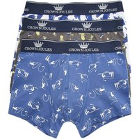 Joules Crown Joules Boxers 3 Pack  XXL