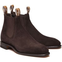 R.M. Williams Suede Craftsman Boots Brown 7 (EU41)