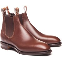 R.M. Williams Mens Craftsman Boots Dark Tan 9 (EU43)