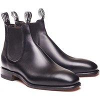 R.M. Williams Mens Craftsman Boots Black 8.5 (EU42.5)